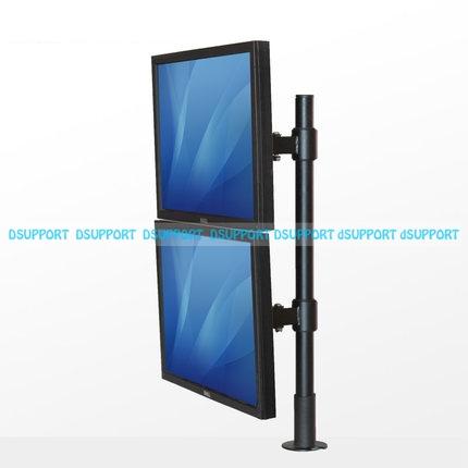 Desktop-Grommet-Mount-13-27-Dual-Screen-Monitor-Holder-Free-Lifting-Full-Rotation-2-LCD-LED.jpg_640x640