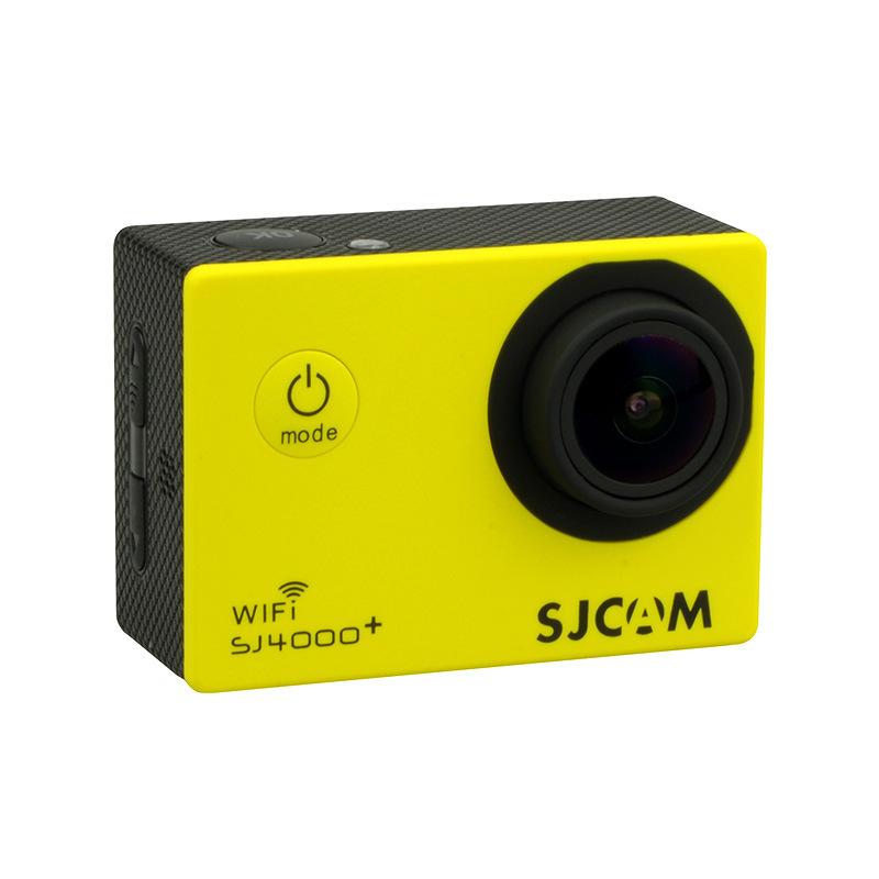 Free Shipping!Original SJCAM SJ4000 Plus WiFi 2K Gyro Sport Action Camera  Waterproof Camera 1080P 0FPS Sport DV Novatek 96660