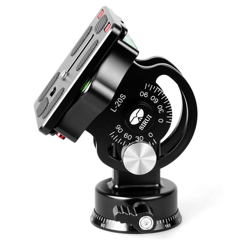Sirui L 20S L20S Camera Tripod Tilt Head Two dimensional Pan Heads ...