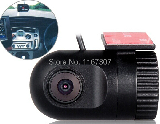 Freeshipping Smallest HD 720P H.264 Mini Car DVR Video Recorder Video Recorder Camcorder Small Vehicle Dash Camera with G-Sensor(China (Mainland))