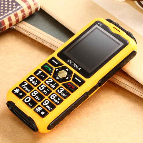 English,Arabic,Russian,French Senior long standby two Torch Vibration FM mobile phone P37(China (Mainland))
