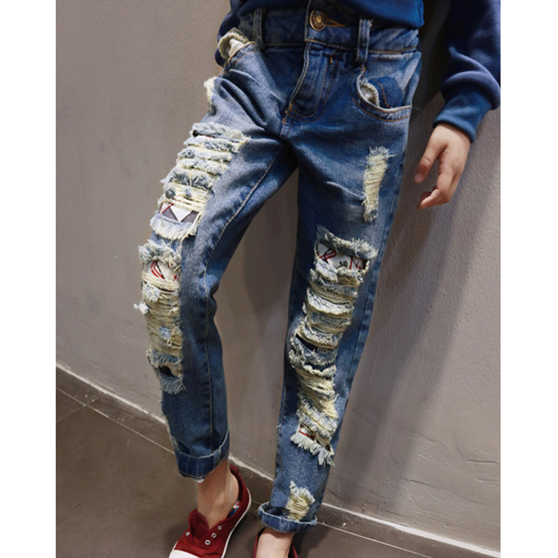 Original Destroyed Jeans For Women  Is Jeans