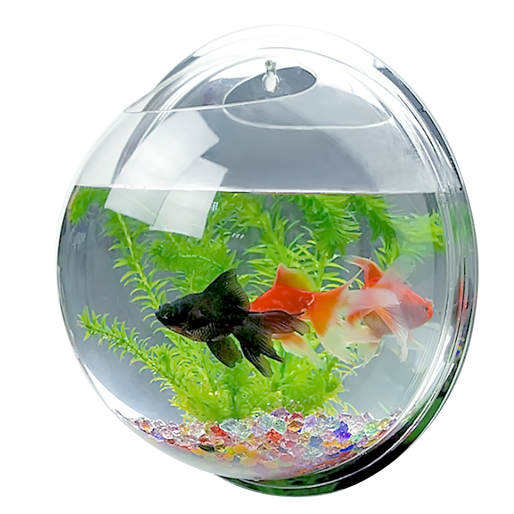Online Buy Wholesale Christmas Fish Bowl Decorations From