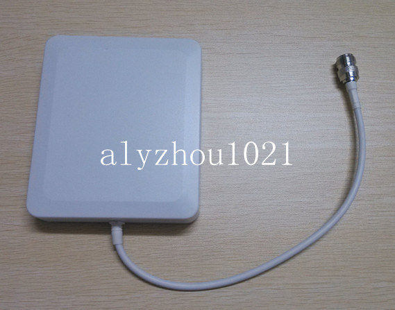 2.4GHz 2300-2700MHz 10dBi indoor WIMAX Wall Mounting Antenna,high gain communication antenna(China (Mainland))