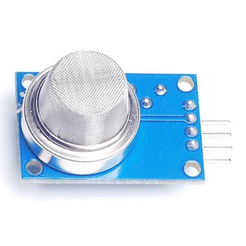 MQ-2 Smoke liquefied flammable gas sensor module methane gas for arduino(China (Mainland))