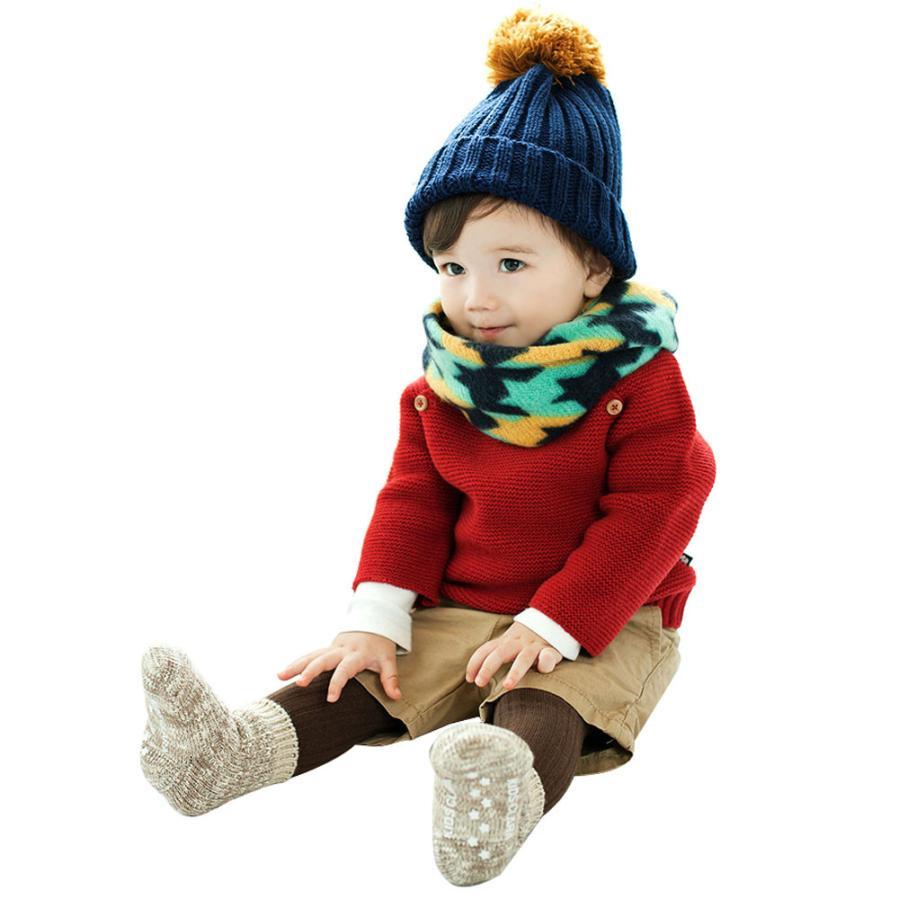 popular knitting baby scarf buy cheap knitting baby scarf