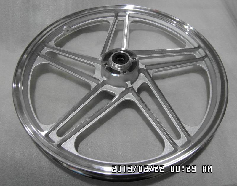 Jh150-7с золото алюминиевые кольца мотоцикла алюминиевый катит ,