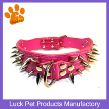 popular dog spike collar