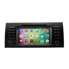 7″ Android 4.4.4 Quad Core Car Stereo Audio Autoradio Head Unit Headunit for BMW 5 Series E53 E39 M5 X5 3G WIFI DVR OBDII