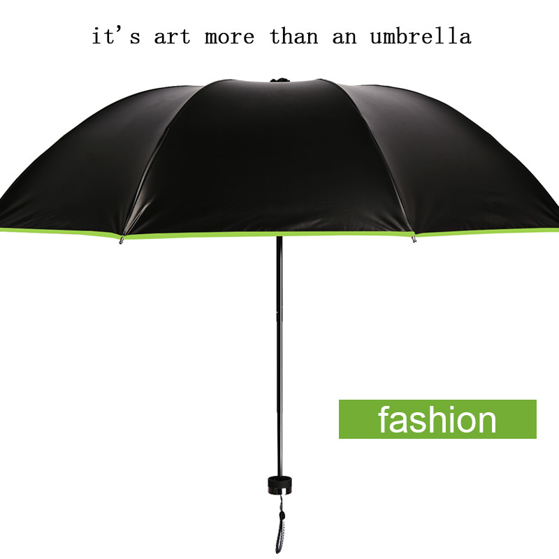 New 15 years of the sun women gifts Ultra light exceed short rain or shine amphibious umbrella uv 8 Rib AnJu framed lotus(China (Mainland))