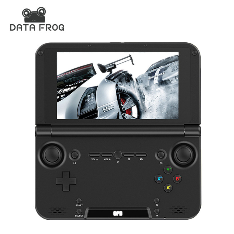 GPD XD 5 Inch Video Game Console 2GB/16GB Portable Handheld Game Players Quad Core 1.8GHz Android Wifi Support For PSP Games(China (Mainland))