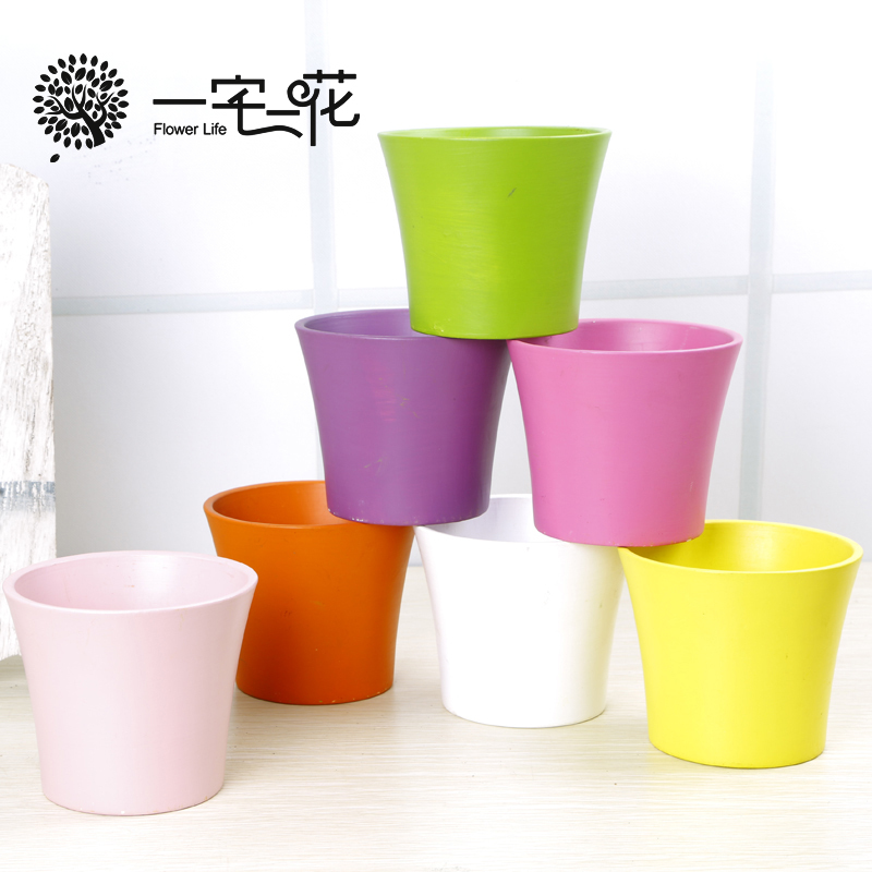 Buy Garden Supplies Ceramic Pots Square