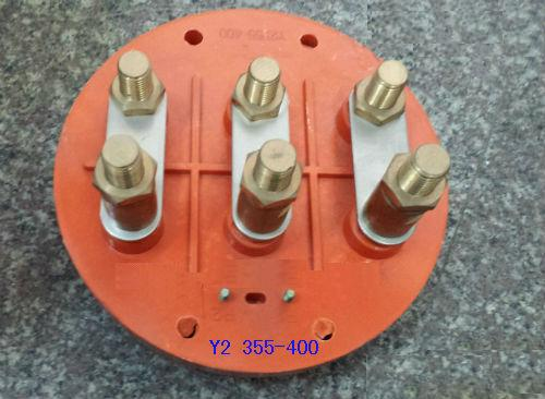 Фотография Fast Shipping Y2-355-400 High Low connecting terminal splice terminal block terminal plate patch board water pump electric motor