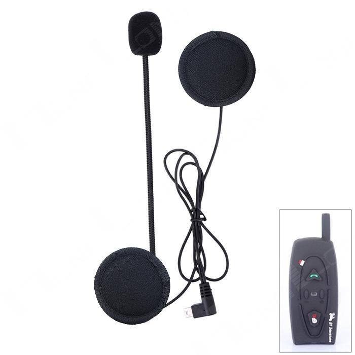 1 PC BT Intercom Accessory(Earphone) for V1,V2-500A, V2-500B and V2-1200M Motorcycle Bluetooth Helmet Intercom(China (Mainland))
