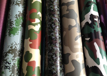 Free Shipping Camo Wrap Auto Sticker Camouflage Car Vinyl Film 12 x60 with bubble free