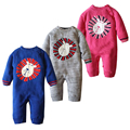 Casual Spring Autumn Long Sleeve Kids Rompers Newborn Toddler Baby Girls Boys Romper Jumpsuit One pieces