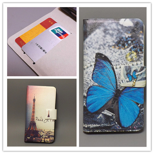 Ultra thin Flower Flag vintage Flip cover Sony Xperia SP M35H C5302 C5303 C5306 Cellphone Case Freeshipping - small grocery store111 store