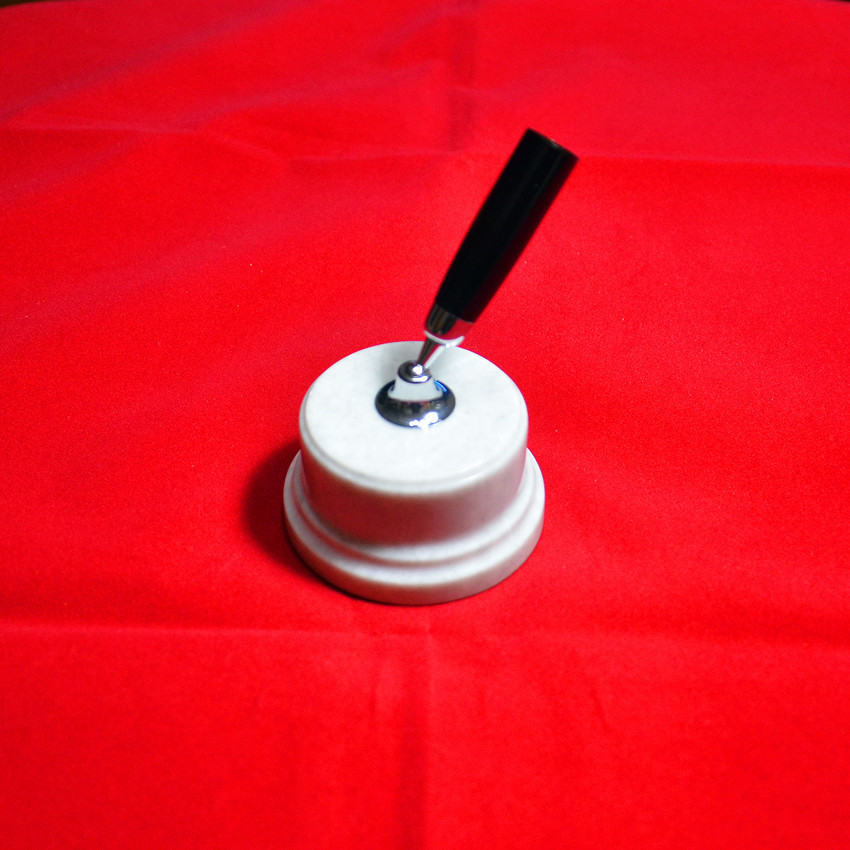 Marble Pen Holder for Feather Fountain Vintage Pen