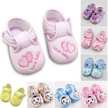 12 Styles Baby Boys Girls loop Comfortable walker shoes size 3