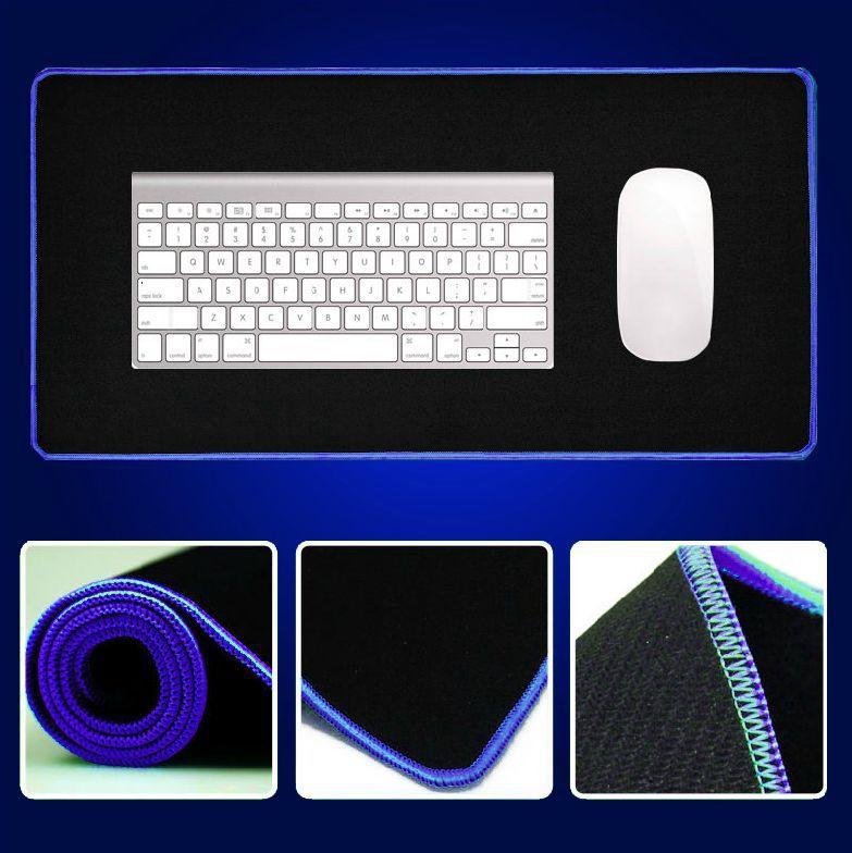 Сверхбольших коврик для мыши хемминг утолщение размер 60 * 30 см компьютер цвет можно выбрать