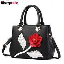 Buy 2017 women leather handbags female sweet ladies fashion handbag shoulder bag Messenger Messenger for $19.99 in AliExpress store