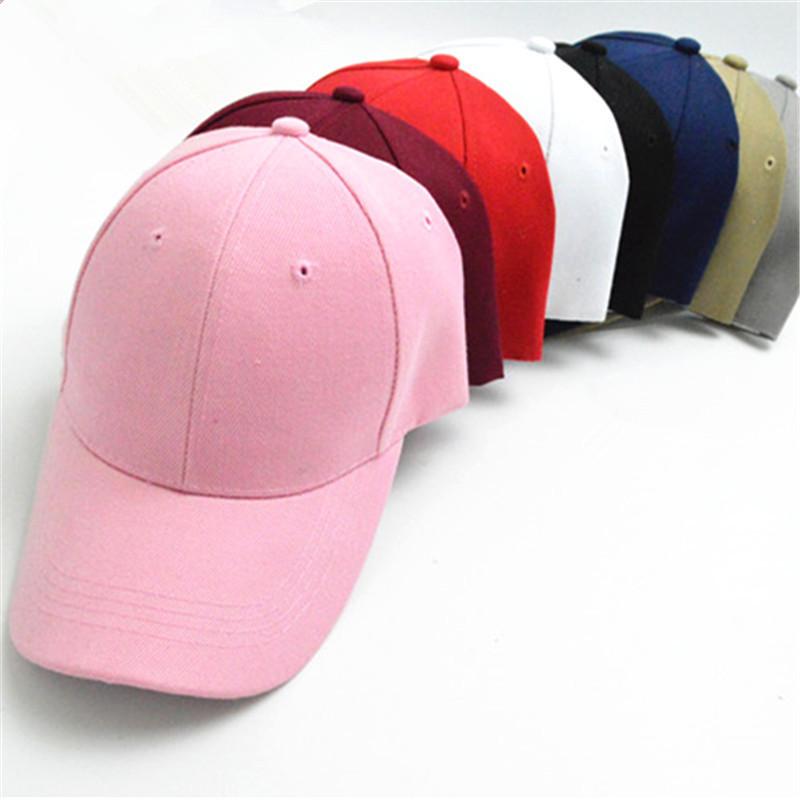 2016 Baseball Cap Men Women Snapback Caps Brand Bone Golf Hats For Men Women Chapeau Plain Visors Gorras Blank New Hat(China (Mainland))