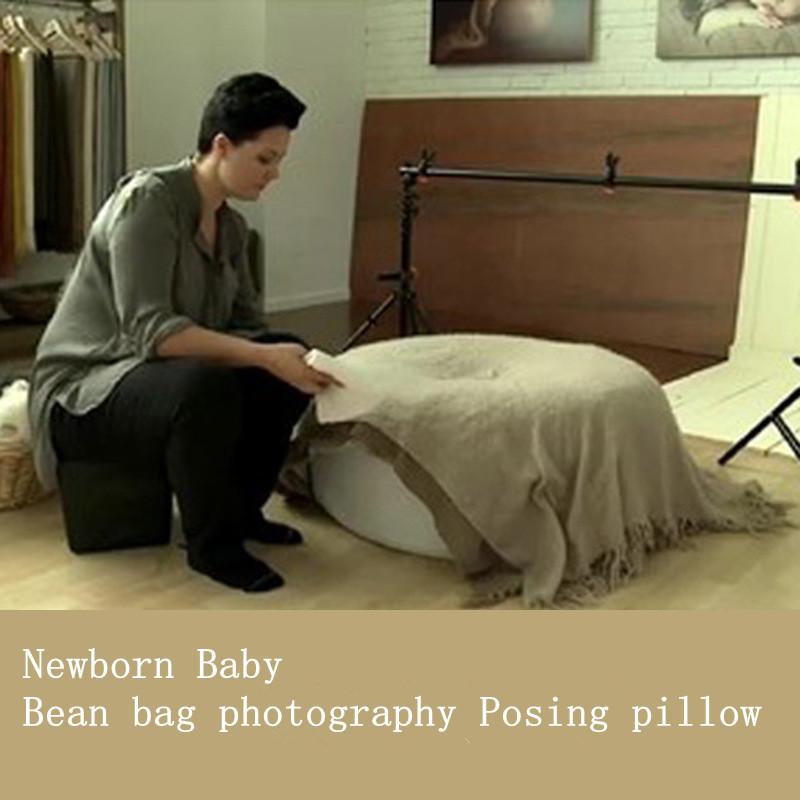 Подушка для позирования новорожденных своими руками
