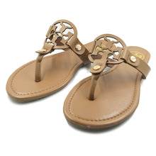 Big Size Fashion Flip Flops Women Sandals 2015 Slipper Flat Sandals For Women Shoes Summer Sandali Donna Free shipping (China (Mainland))