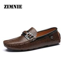 2016 Summer Spring Casual Mens Leather Loafers High Quality Brand Office Work Flats Soft Moccasins Men Shoes Driving Shoes(China (Mainland))