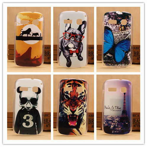 Top Quality 3D Painting Case For Alcatel One Touch POP C3 OT4033 4033D Hard Plastic Cover Protection Back Cases PY(China (Mainland))