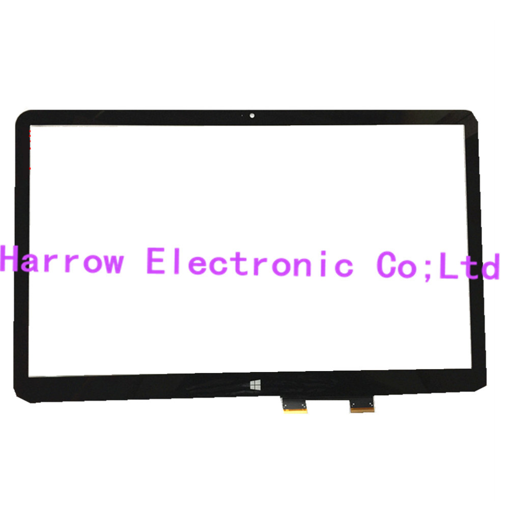 Free shipping 15.6 inch Laptop touch screen For HP ENVY 15-U Series  X360 Digitizer Touch Screen Panel Glass<br><br>Aliexpress