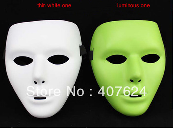 Free shipping 10pcs/lot PVC Hip-hop mask for girl mask Masquerade or party decoration