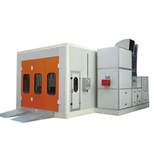 High Quality Infrared Heating System Spray Booth Factory Car Paint Oven Color Can Choose(China (Mainland))