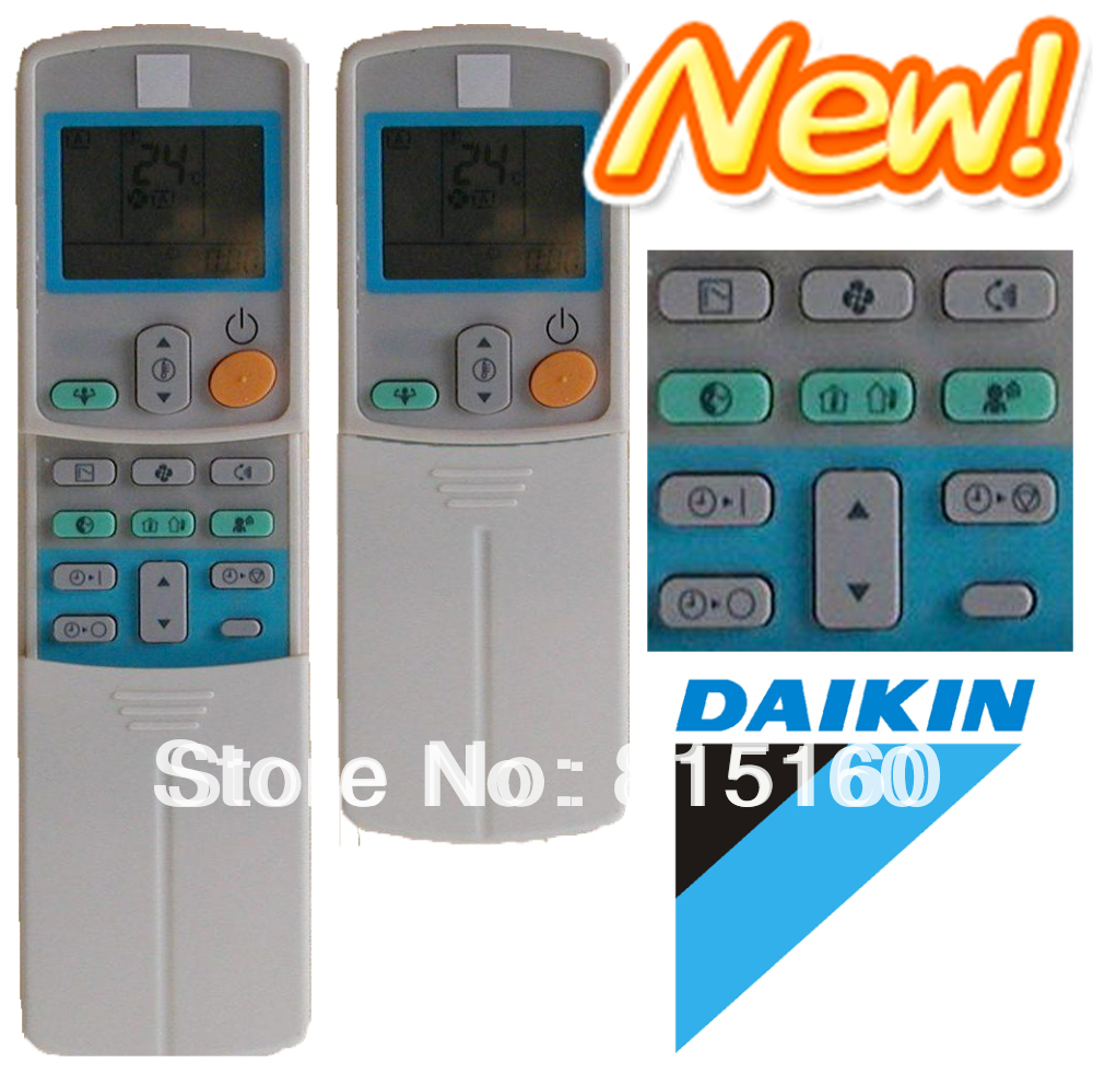 Free Shipping (4 pieces/lot) DAIKIN Split And Portable Air Conditioner Romte Control ARC433 ARC423A1 ARC433A46 ARC433  ARC433A4<br><br>Aliexpress
