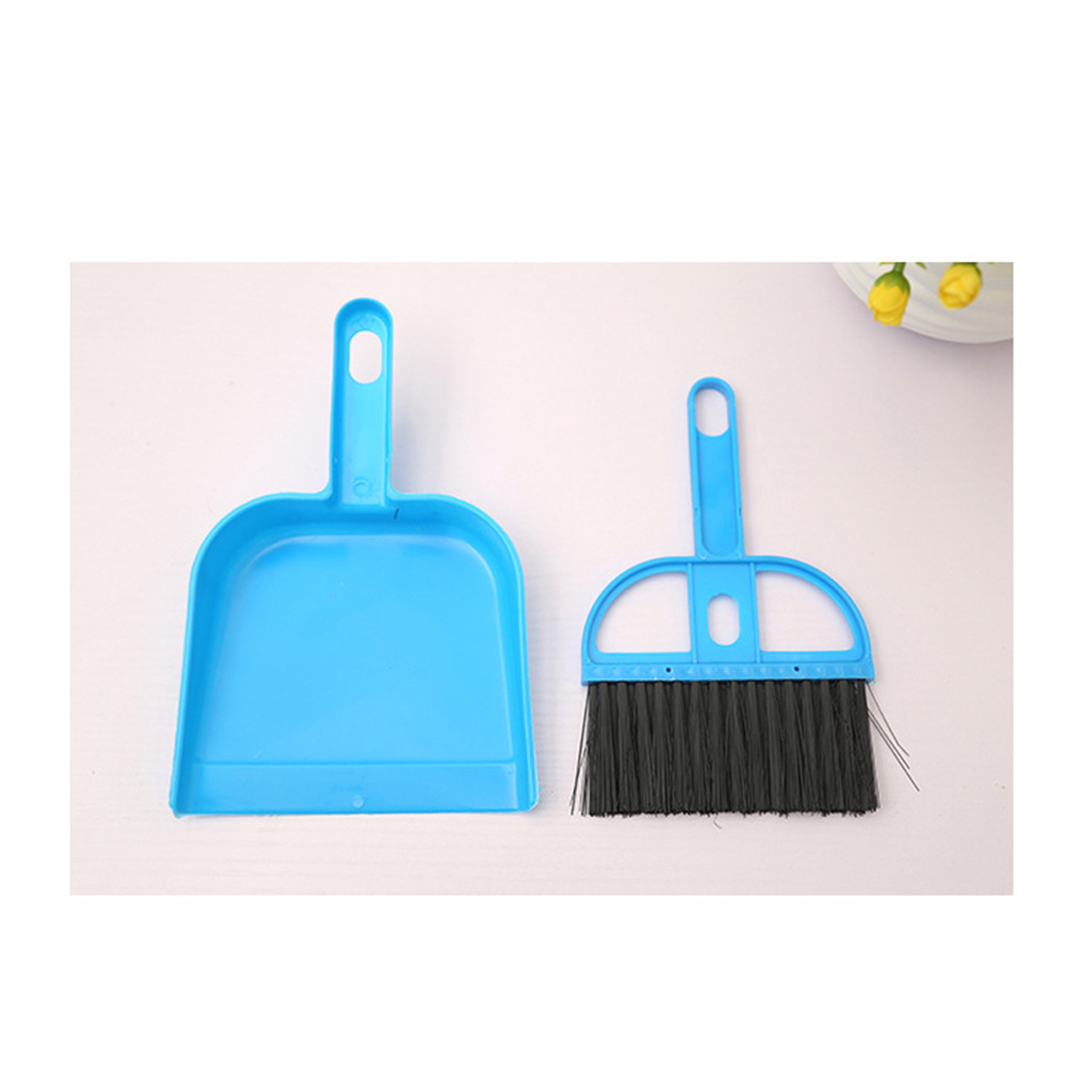 New Mini Small Portable Cleaning Brush Laptop Dustpan Keyboard Desk Corner Home Room Tools Free Shipping(China (Mainland))
