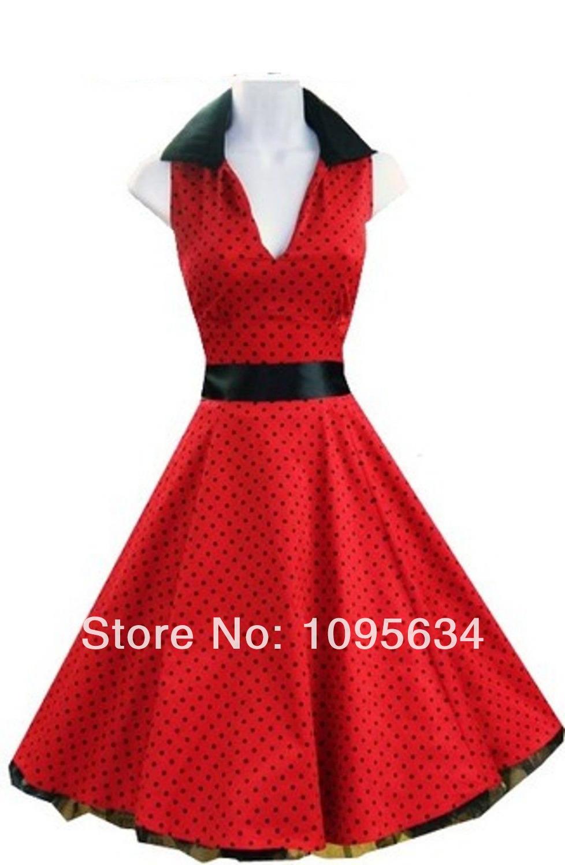 Vintage Dresses 50S
