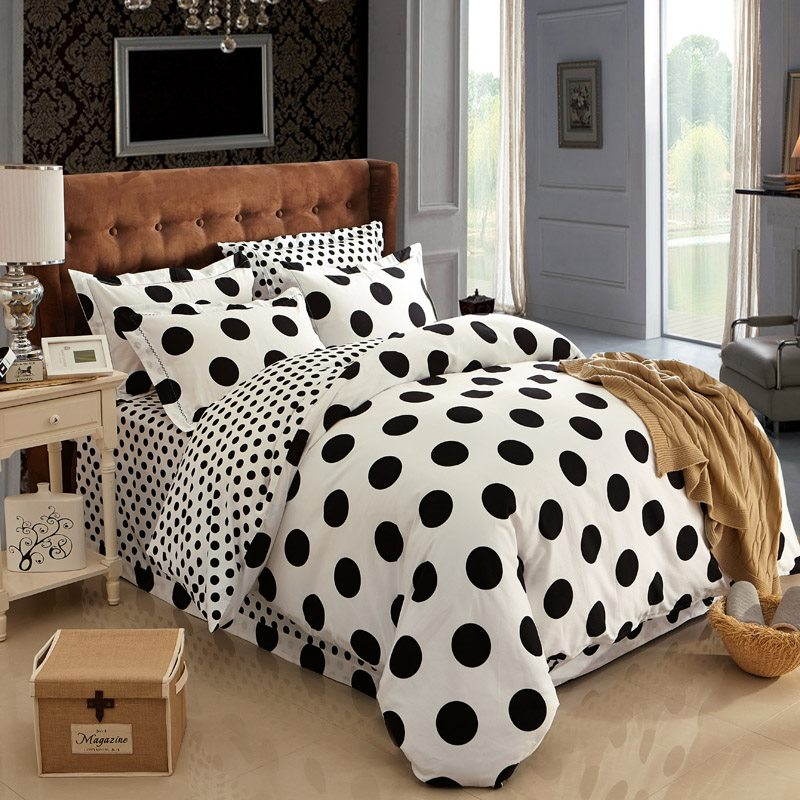 Popular Pink Polka Dot Comforter Buy Cheap Pink Polka Dot