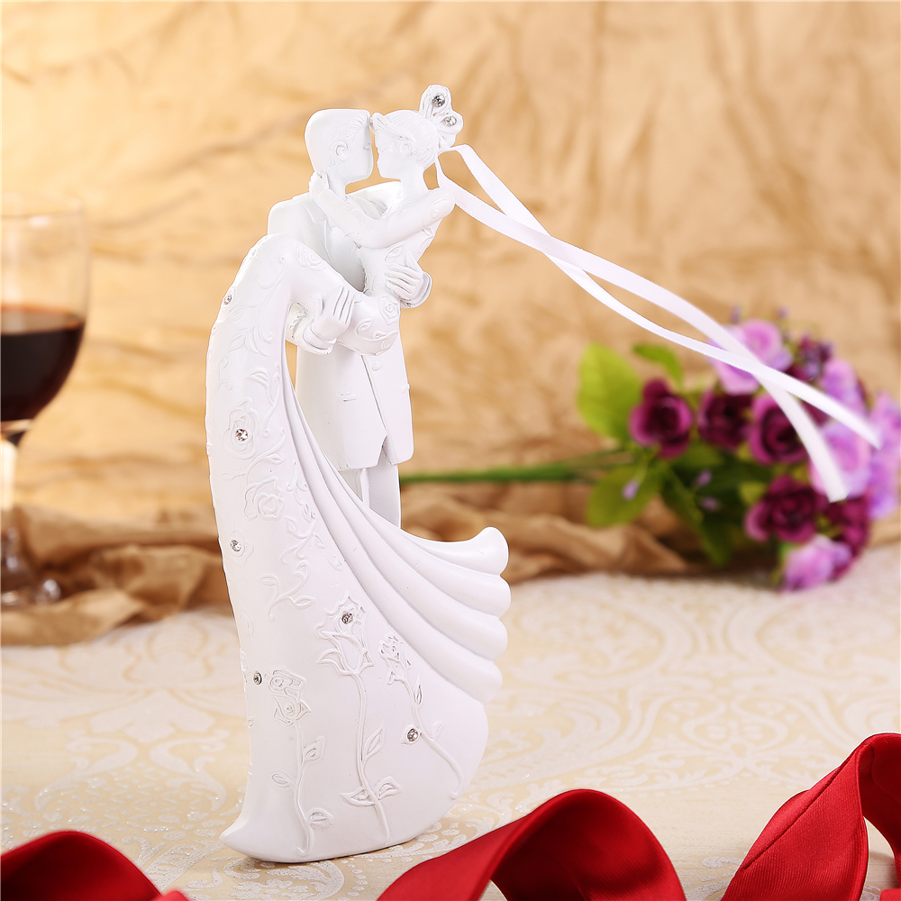Wedding accessories party decoration supplies wedding cake topper,wedding cake decorating bride and groom figurine casamento(China (Mainland))