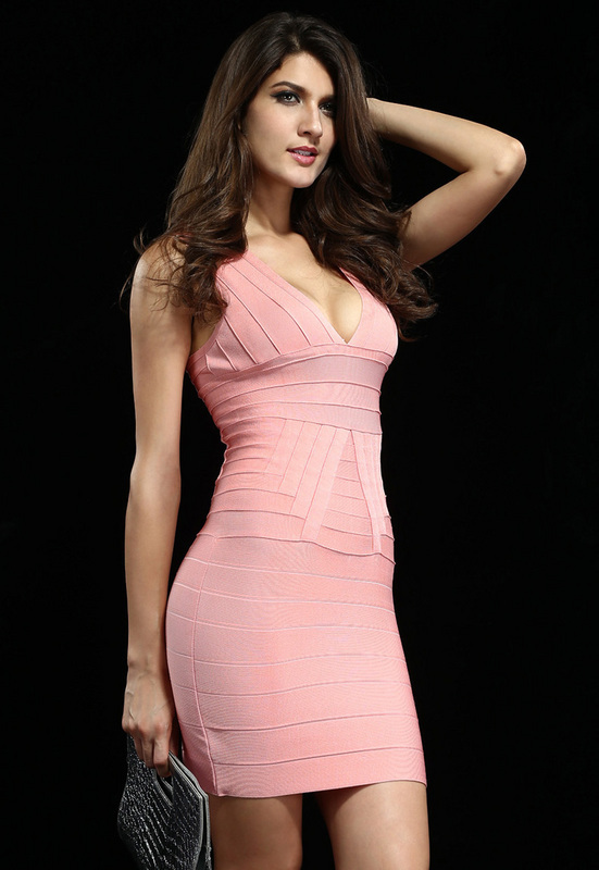 2015 Casual Elegant Dresses Women Sleeveless Party Fashion Pink Ball Dresses Size XS/M/L N049Одежда и ак�е��уары<br><br><br>Aliexpress