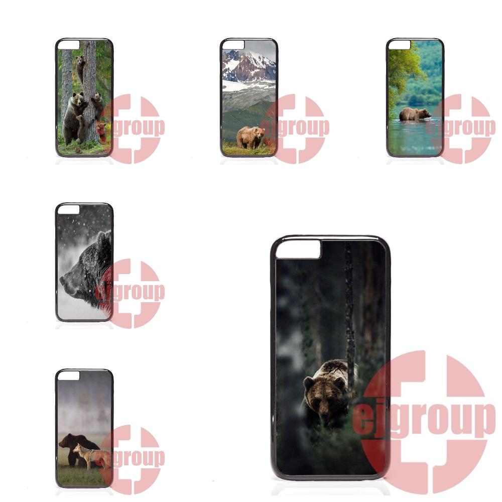 For Sony Xperia Z Z1 Z2 Z3 Z4 Z5 Premium compact M2 M4 M5 C C3 C4 C5 E4 T3 Grizzly Pattern Pink(China (Mainland))