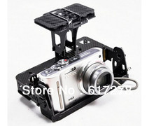 X-CAM Camera Mount CM140 Universal Version – Full Carbon Version (Suit for GOPRO, Sony NEX5 etc.) for FPV Free shipping