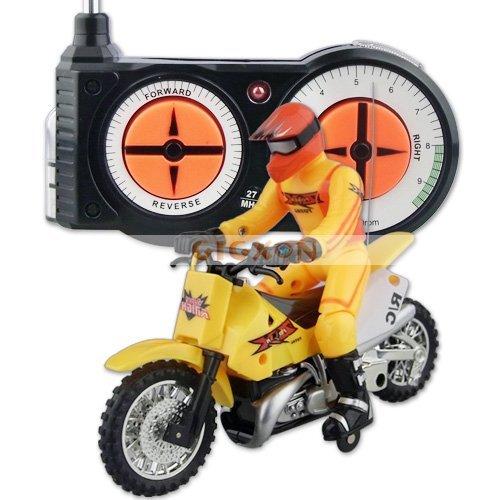 NEW RC REMOTE CONTROL MINI MOTORCYCLE AUTO BIKE(China (Mainland))