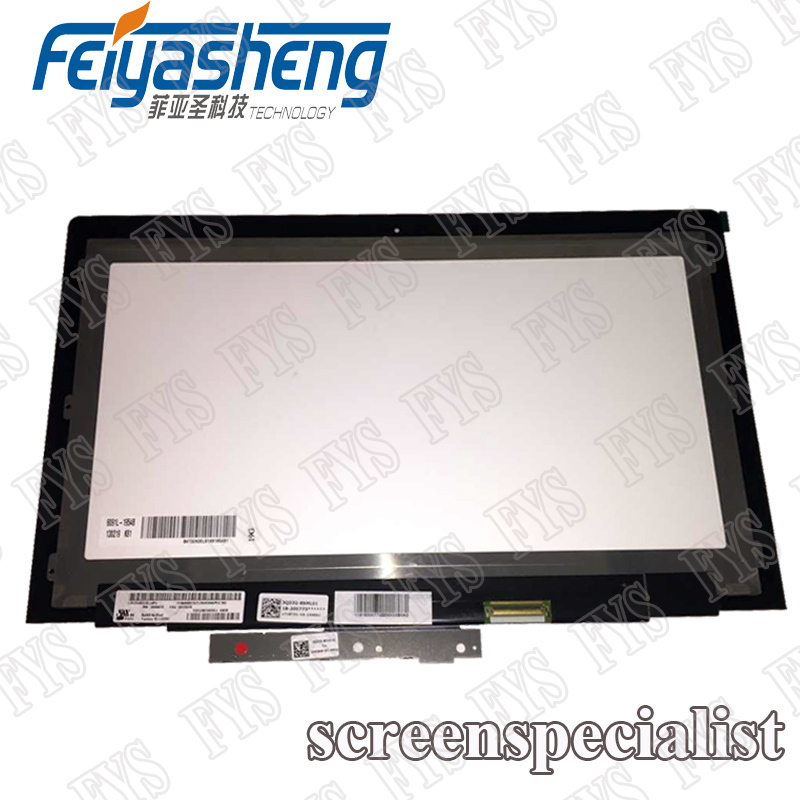 ( 1 year warranty ) LCD Screen With Touch LP133WD2 SLB1 with Touch Panel for Lenovo IdeaPad Yoga 13 IPS Wide View Angle Screen(China (Mainland))