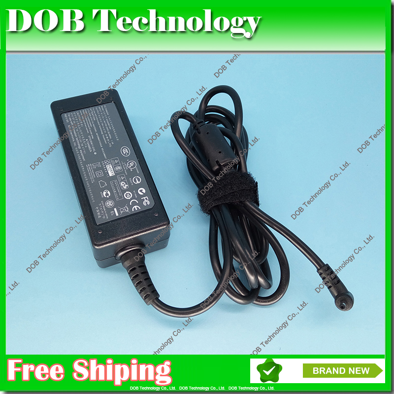19V 2.1A Laptop Ac Power Adapter Chargerfor ASUS Eee PC VX6 VX6S EXA1004UH AD6630 ADP-40PH N17908 V85 R33030 AB PA-1400-11(China (Mainland))