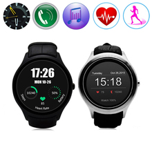 Multilingual Android 4.4 K8 mini 3G Smart Watch Support iOS&Android Via Bluetooth GPS Sim Card Smartwatches