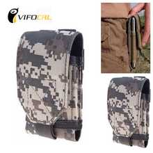 Mobile phone waist bag Large Size Army Camo Hook Loop Belt Pouch Sleeve Holster Cover Case For ASUS Zenfone GO ZB551KL