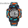 CocoShine A 923 Kids Child Boy Girl Multifunction Waterproof Sports Electronic Watch Watches