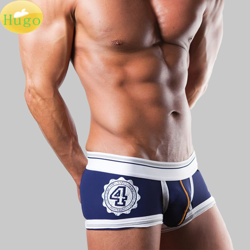 Best Selling Wholesale/Retail Mens Underwear Boxers Cotton Cueca Boxer Men Print Boxer Shorts Free shipping(N-084)(China (Mainland))