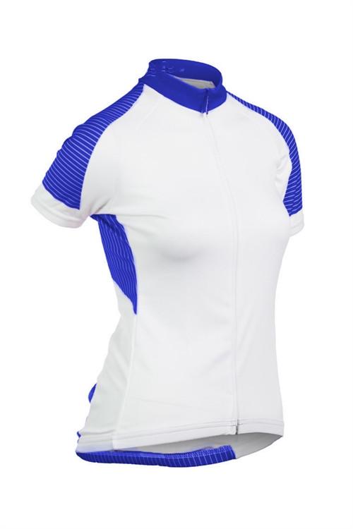 Bike team 2016 blue women/men yellow spandex Cycling jersey tops/short sleeve bike clothing summer style(China (Mainland))