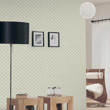 Grey font b Chequered b font Embossed Titanic Modern Contemporary Wallpaper